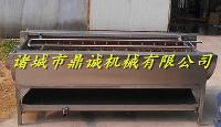 厂家供应云南天麻清洗机--不锈钢生蚝毛刷清洗机