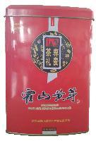 供应霍山黄芽铁罐 茶叶礼盒专业定制