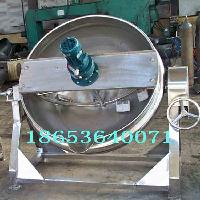 不锈钢夹层锅价格 高温电加热夹层锅型号