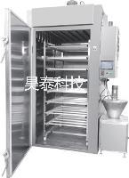 烟熏炉 HT-QZ-250 肉制品蒸煮  烘干   熏制上色