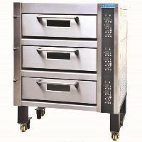 SINMAG新麦电烤箱SM2-523(SM-523) 三层六盘电烤箱