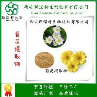 菊花提取物 20:1 野菊花 西安斯诺特 水溶药食同源 植物原料