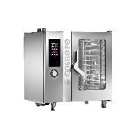 意大利原装进口ANGELOPO 安吉洛普FX101G3  十盘燃气*蒸烤箱