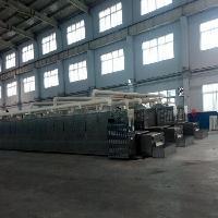 隧道式姜片微波干燥设备