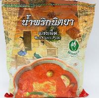 泰国进口马沙文 黄/青/红咖喱/东南亚咖喱酱 进口餐料 调味品