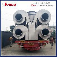 1000Kg/h磷酸肌酸钠闪蒸干燥机