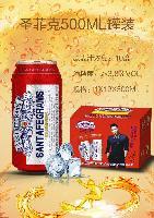 易拉罐啤酒厂家招台州批发商 代理商