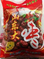 山东大枣大红枣粥枣加油站促销品枣500克袋装