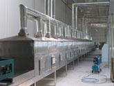 保温材料微波干燥设备