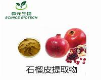 优质石榴皮提取物 石榴多酚40%-70% 鞣花酸40% 安石榴甙40%