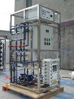 高纯水制取设备 2吨二级反渗透设备 医用级去离子水设备