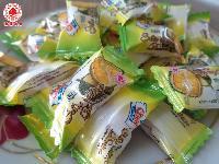 进口散装糖果海霞榴莲口嚼糖喜糖休闲糖过年糖1KG