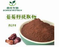 {天然原料}葡萄籽提取物 原花青素OPC95%  厂家品质保证