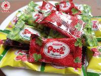 进口散装糖POOZ普滋水果味橡皮糖喜糖休闲糖过年糖1KG