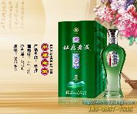 杜康老酒柔雅 42/52度浓香型白酒500ml