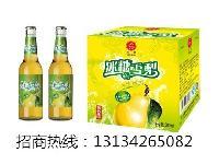 大瓶果啤招商代理/厂家新品啤酒批发