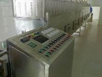 纤维布微波固色烘干机
