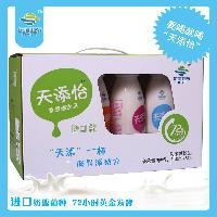 乳酸菌厂家直供 原味天添怡乳酸菌 8瓶装 全国诚招代理商