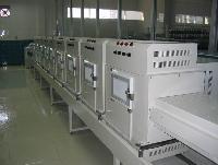 皂角米微波烘烤设备