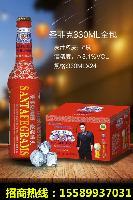 质量放心夜场小瓶啤酒招市区代理商