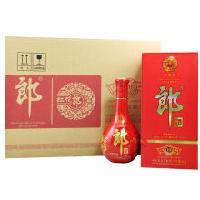 中国两大酱香型白酒郎酒【红花郎】//红花郎十年团购