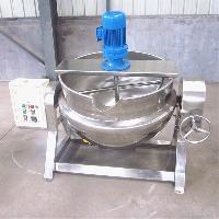 德川 腊八粥熬煮夹层锅 电加热和燃气可选