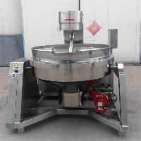 德川生产 燃气式熬麦芽糖锅 使用方便