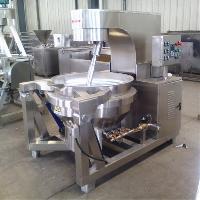 诸城德川生产 全自动熬糖锅 夹层锅