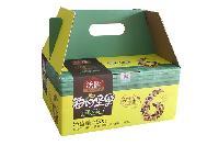 厂家直供食品包装盒 手提包装纸箱 礼品瓦楞纸盒 干果礼盒 礼品盒