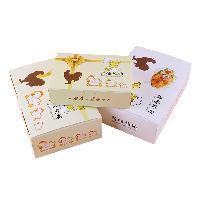 新品特订食品炸鸡彩盒优质白卡纸通用包装盒快餐外卖纸盒印刷设计