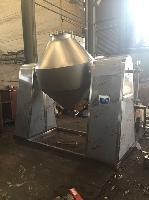 易氧化物料烘干专用双锥真空回转干燥设备