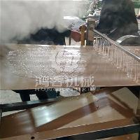 鸿睿全自动粉皮机厂家以优质的售后服务获得新老用户的肯定