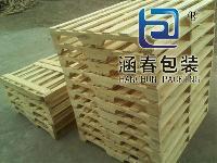 上海金山区美式木托盘挖口木托盘横梁挖槽木托盘