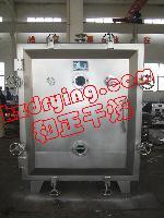 电加热导热油真空低温烘干箱 方形真空干燥箱