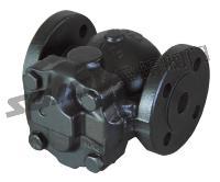 FT44W不锈钢杠杆浮球式蒸汽疏水阀