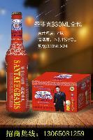 啤酒厂家招商加盟大瓶小支易拉罐啤酒供货商