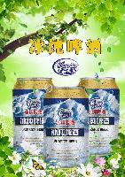 大瓶冰纯啤酒招商|易拉罐啤酒厂家供应
