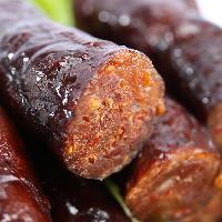 美缀美 土猪川味香肠500g 生态土猪 肥而不腻 川渝腊味 厂家直销
