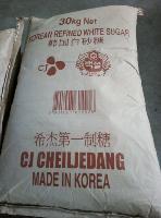 雪花 韩国白砂糖30kg 1吨起批