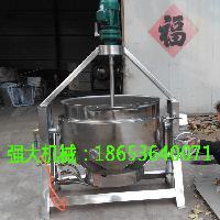 大型电加热 燃气加热夹层锅 玉米粽子蒸煮锅