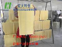 东北干豆腐机图片 自动干豆腐机操作视频 厂家免费教学