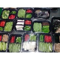 小型立式净菜包装机