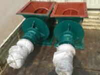 刚性叶轮给料机,双层电动卸灰阀,星型给料器,星型卸灰阀