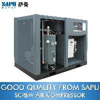 食品级空压机37KW螺杆无油无水空压机精密过滤