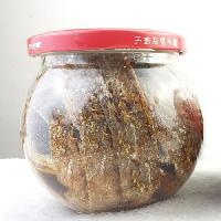 龙湖熏鱼(带鱼)300克瓶装 肉质鲜嫩开瓶即食