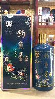 釣魚臺雞年生肖酒 53度醬香型白酒
