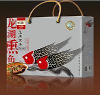 龙湖鱼  200克X6袋/箱 淮阳特产  天志公司  肉质鲜嫩 开袋即食