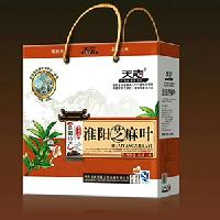 芝麻叶 精品礼盒  200克X4袋  淮阳特产
