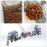 大型湿法宠物食品生产线