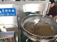 新型诸城 华邦专业生产 电加热夹层锅 电炒锅